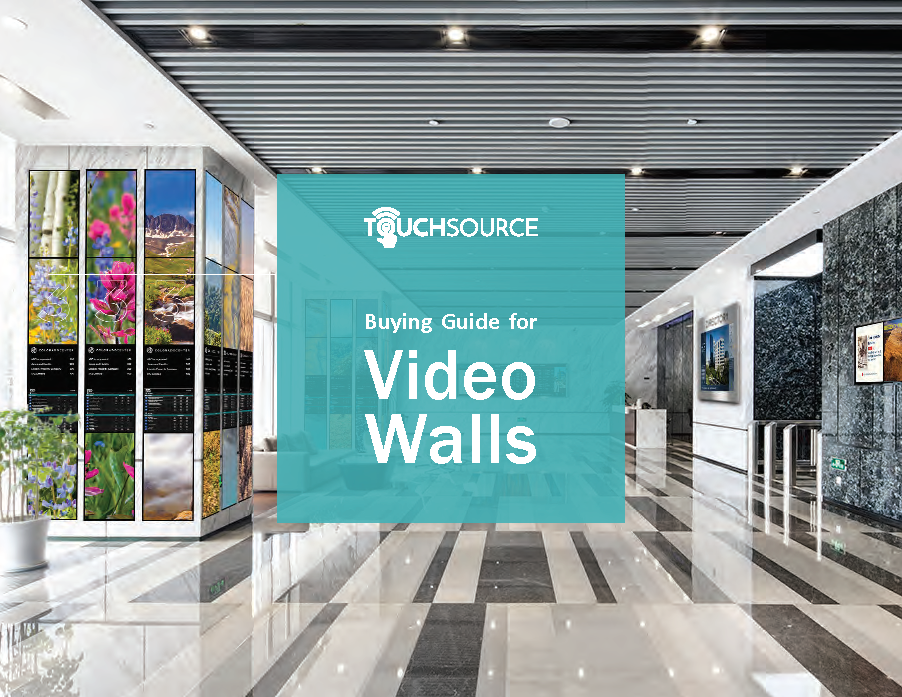 TouchSource Video Wall Buyers Guide