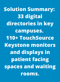 medical digital directory solution